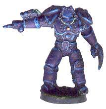 Golem Commander