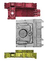 Glue diagram