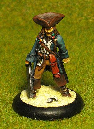 Jonny The Pirate