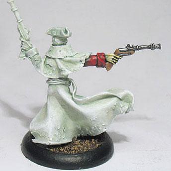 Pistol Wraith back