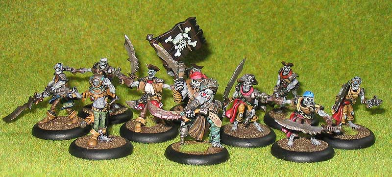Undead Pirates