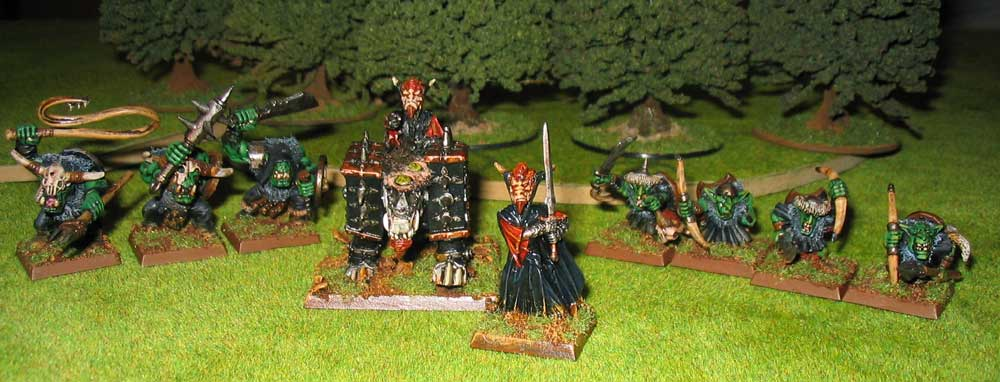 Real of Chaos –  Warband of Methistolus the Fallen