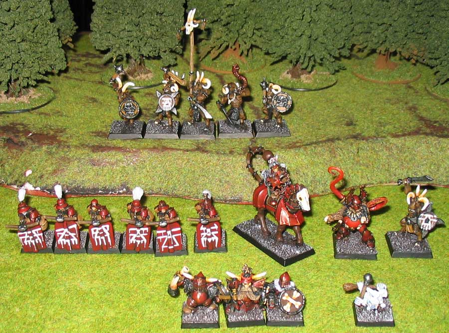 Realm of Chaos – Adrian the Mole and his Grudgegivers