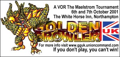 Golden Growler UK 2001 photos