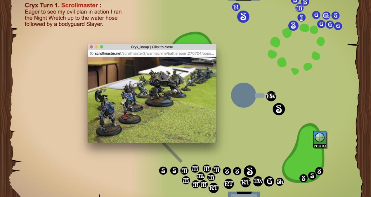 Campaign Final: Battle Report 27/07/04