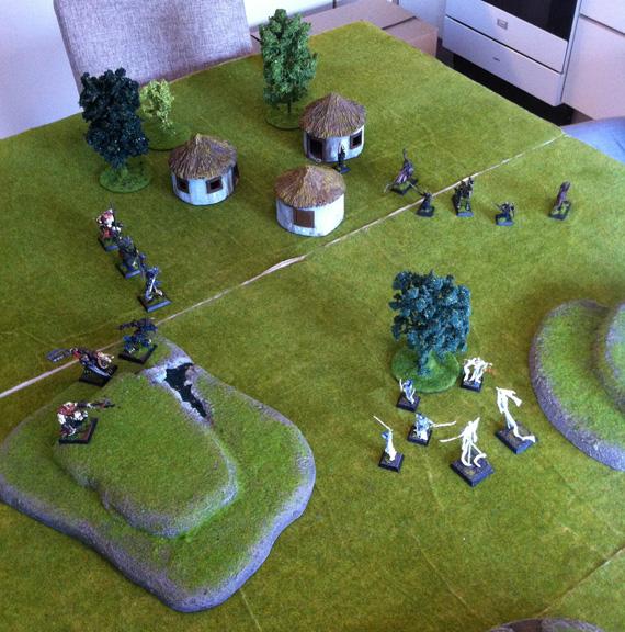 4 August 2012 – Wolfen vs Undead vs Cynwäll battle