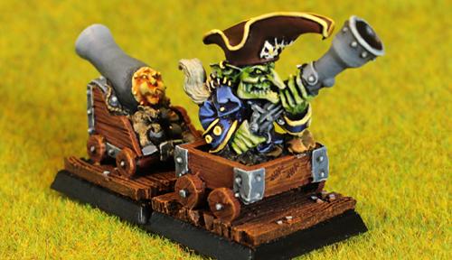Goblin Gunner and The Argument
