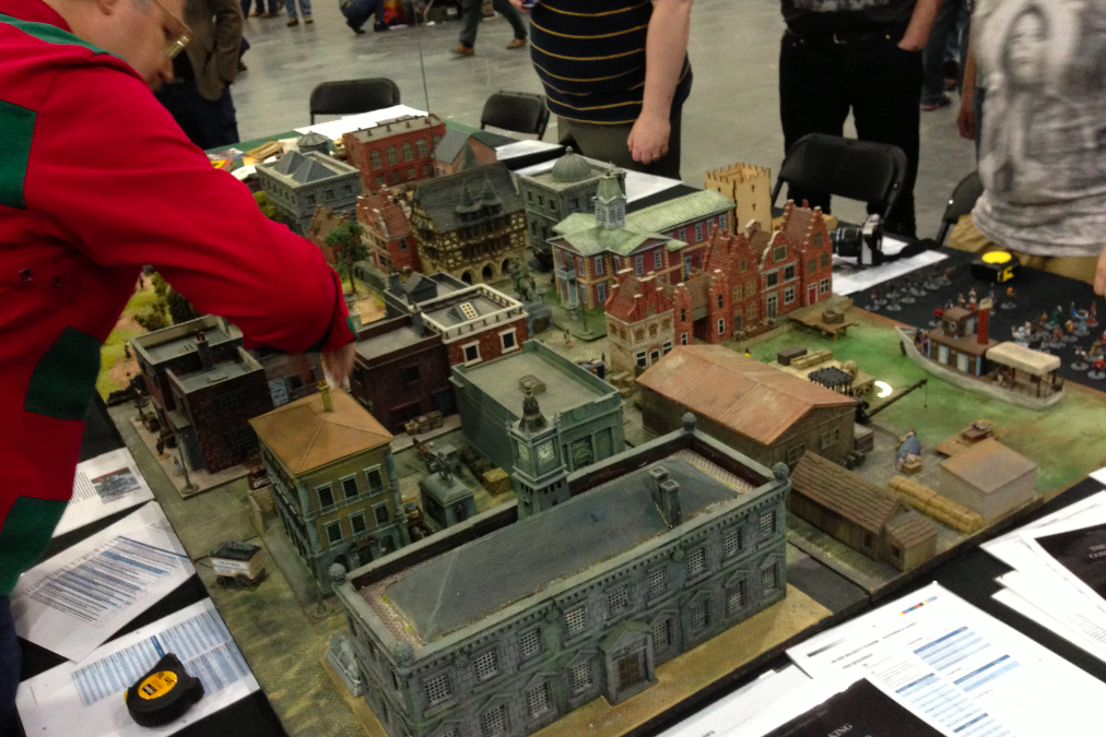 Photos from Salute 2013