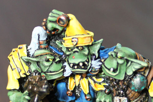 Warhammer 40.000: Rogue Trader – Ork Bad Moon Weirdboy