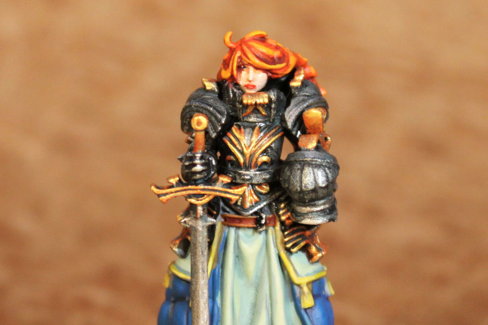 Kingdom Death: Monster – Percival pics and video