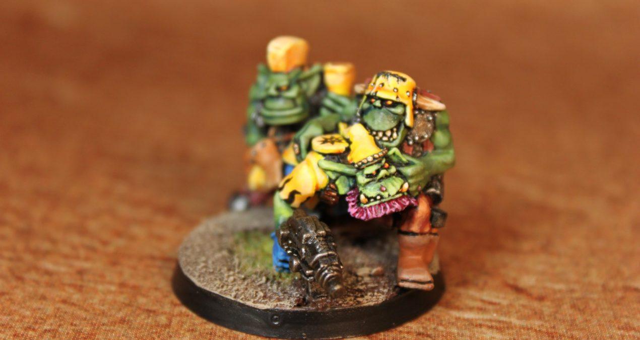 Warhammer 40.000: Rogue Trader – Second Bad Moon Weirdboy joins the waaaagh!