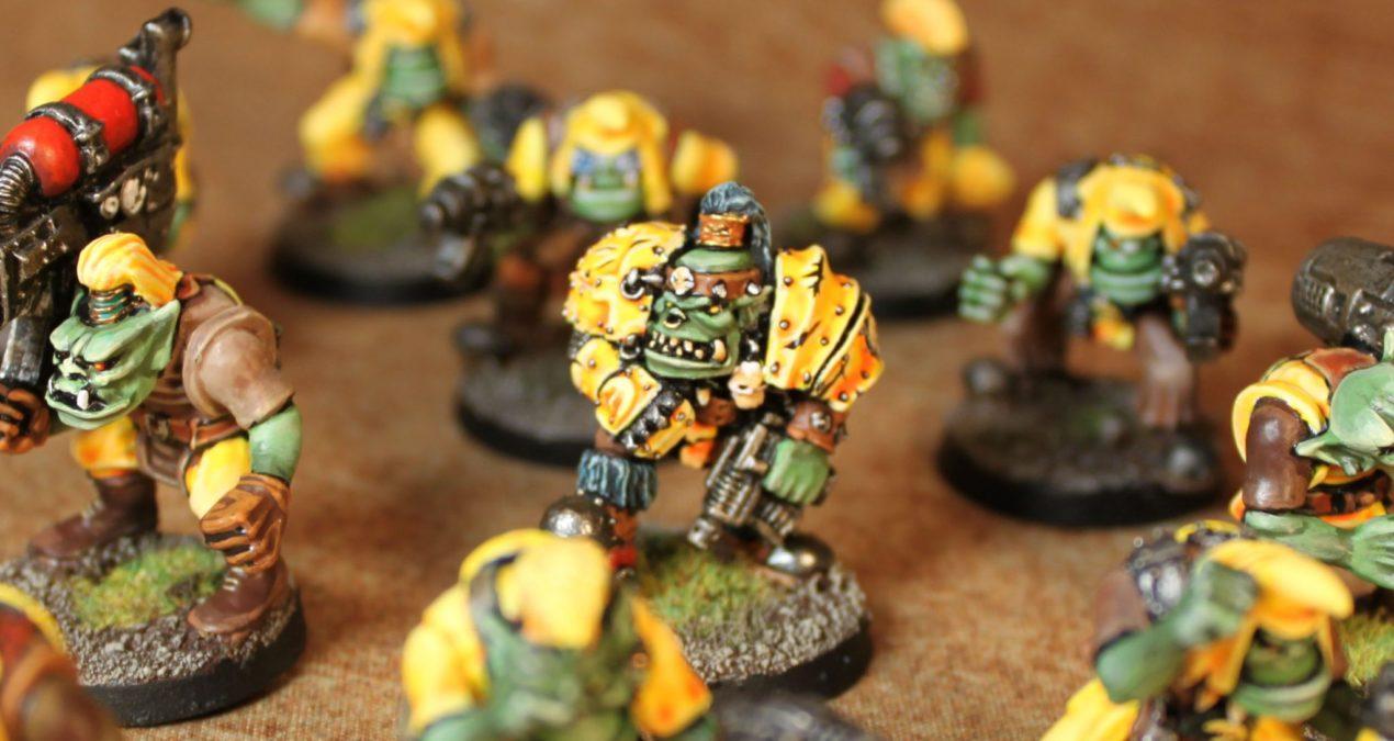 Warhammer 40.000: Rogue Trader – Bad Moon Big Mob brings the Fuzz