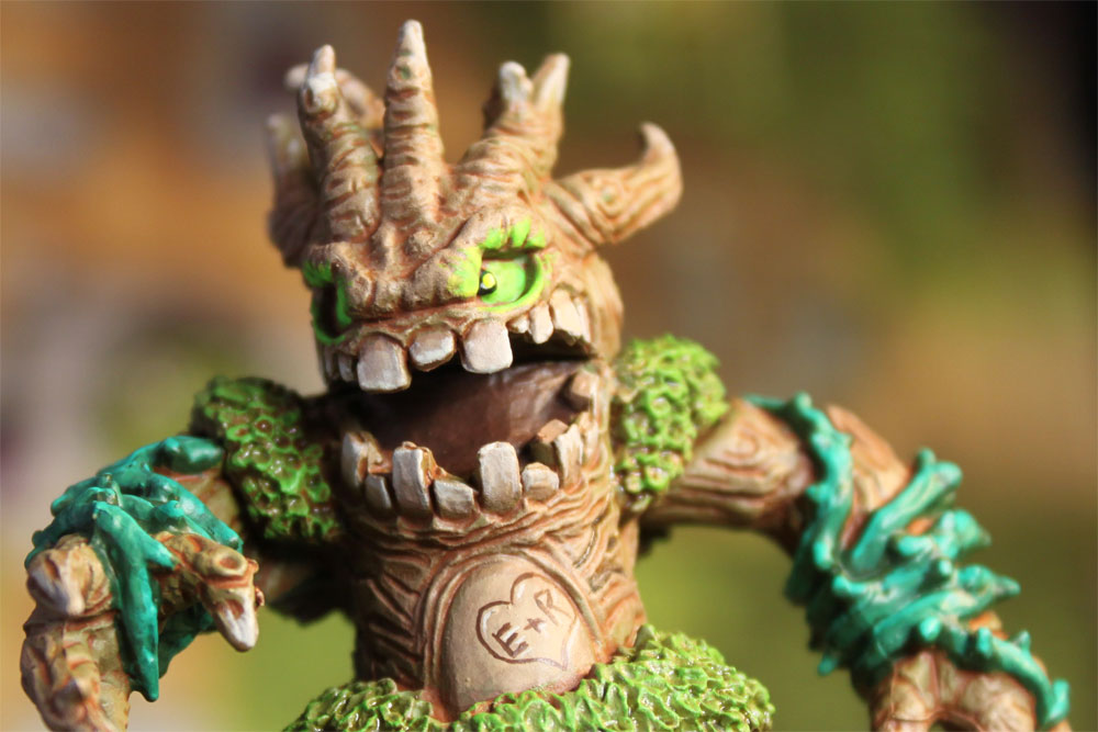 Super Dungeon Explore: Forgotten King – Trent, The Treant Kodama Mini Boss