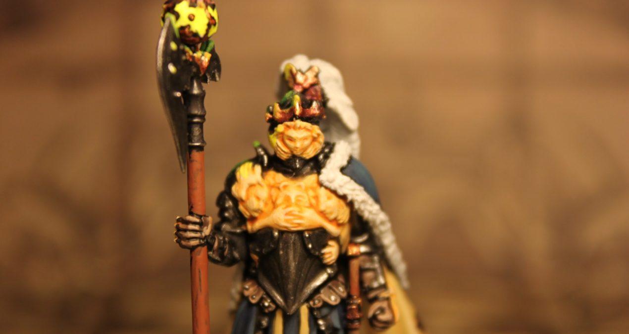Kingdom Death: Monster – Kingsman