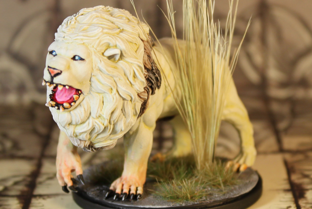 Kingdom Death: Monster – The White Lion