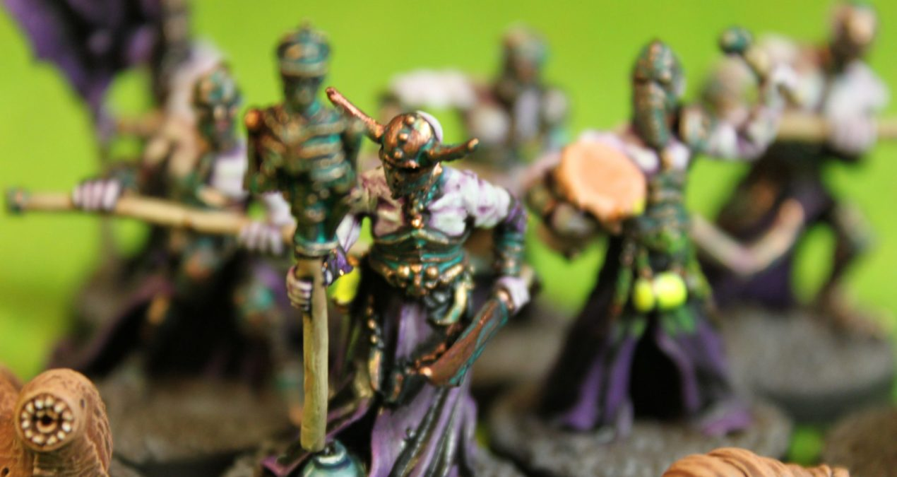 Dungeons & Dragons – Dark Brethren Cultist Coven (Heresy Miniatures)