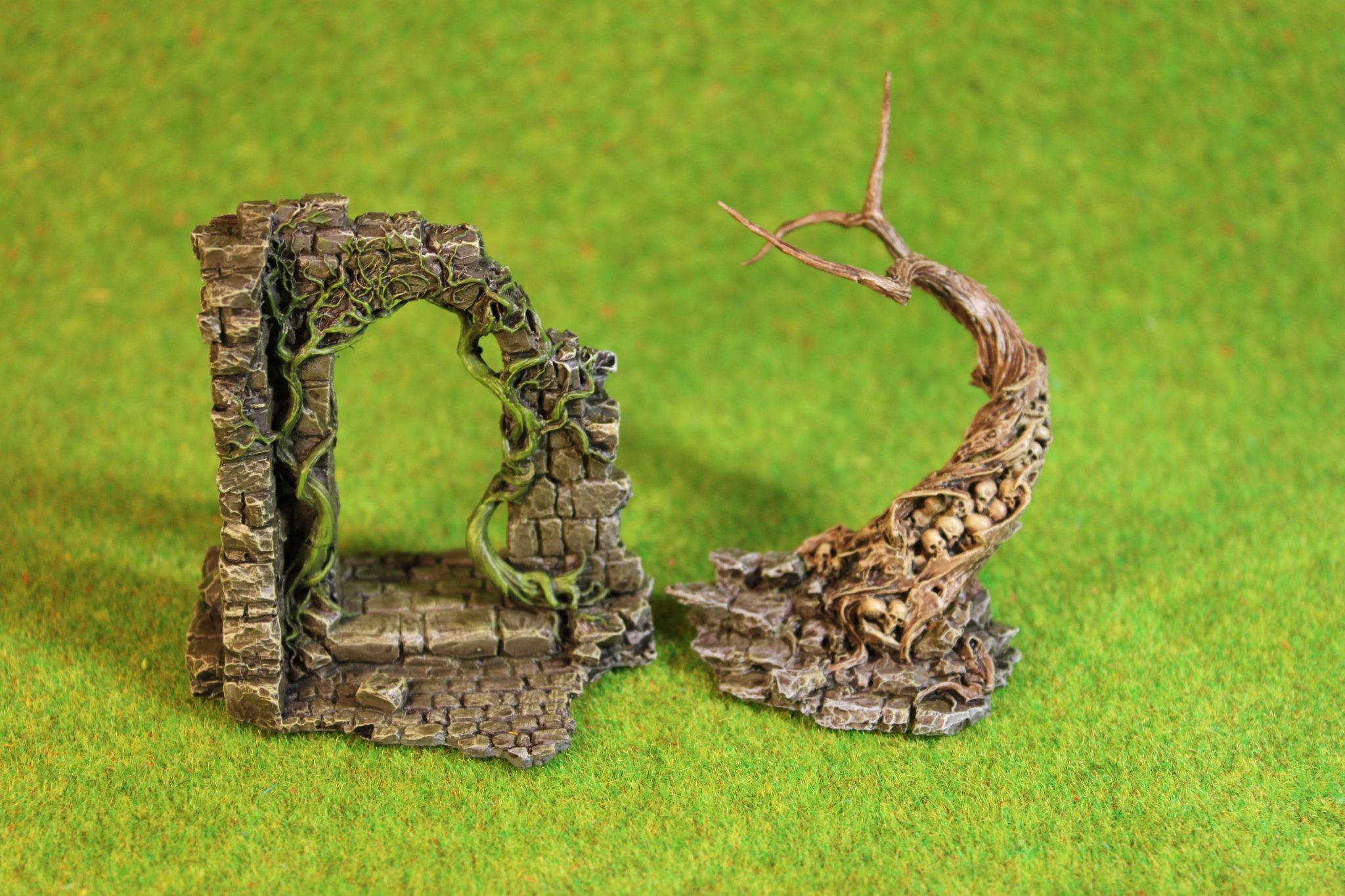 Dungeons & Dragons – The Sentinel and Arch of Ivy scenery