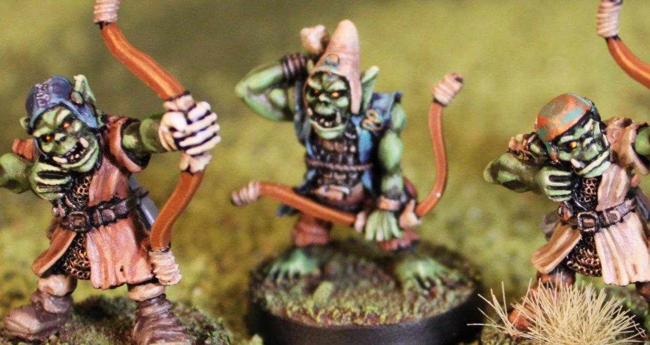 Dungeons & Dragons – Goblin Skeeters (Reaper Miniatures)