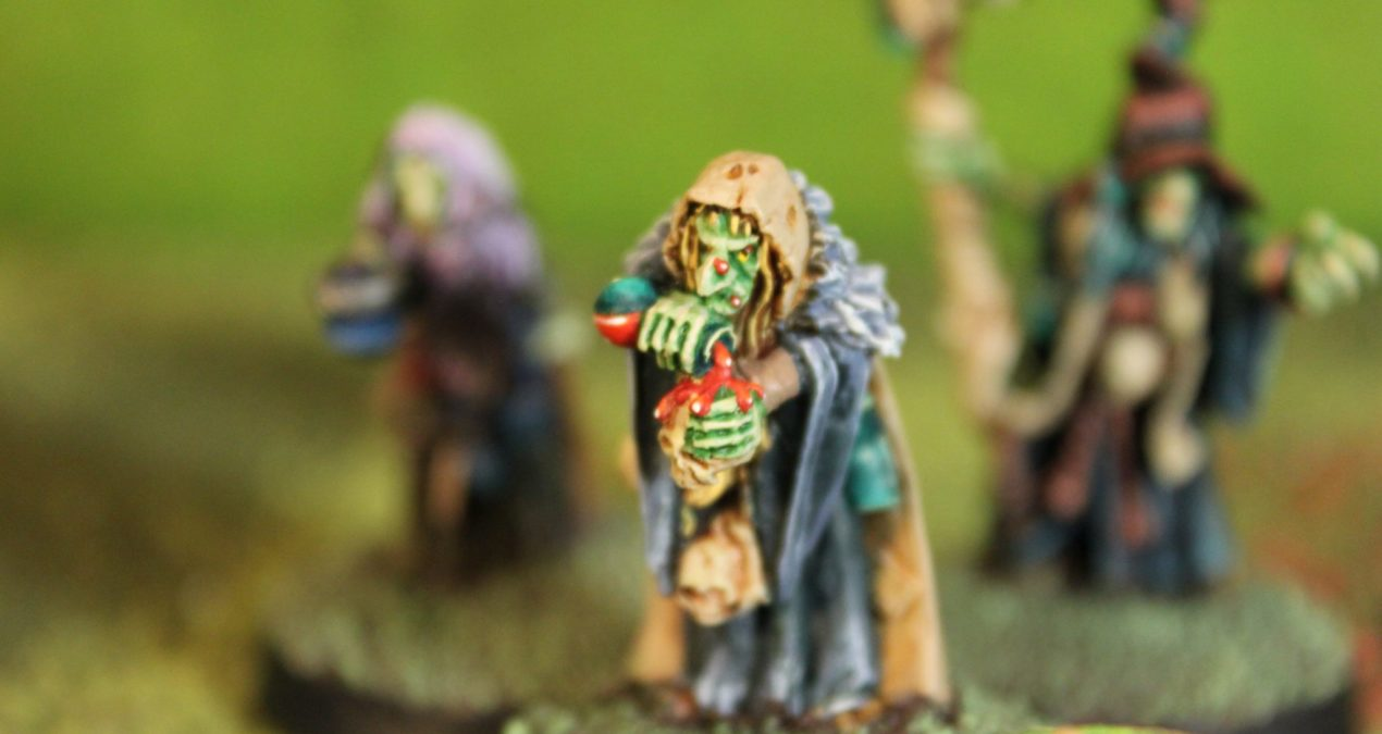 Dungeons & Dragons – Witch Coven (Reaper Miniatures)