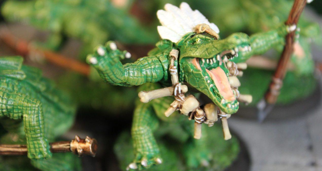 Dungeons & Dragons – Gatormen Posse (Privateer Press)