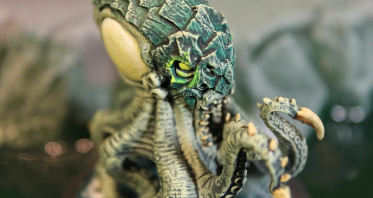 Dungeons & Dragons – Swamp Horror (Privateer Press)
