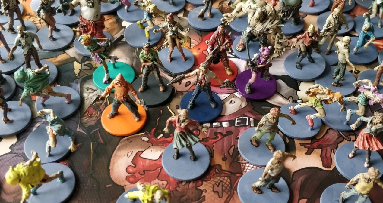 Zombicide! Speed painted and ready to play