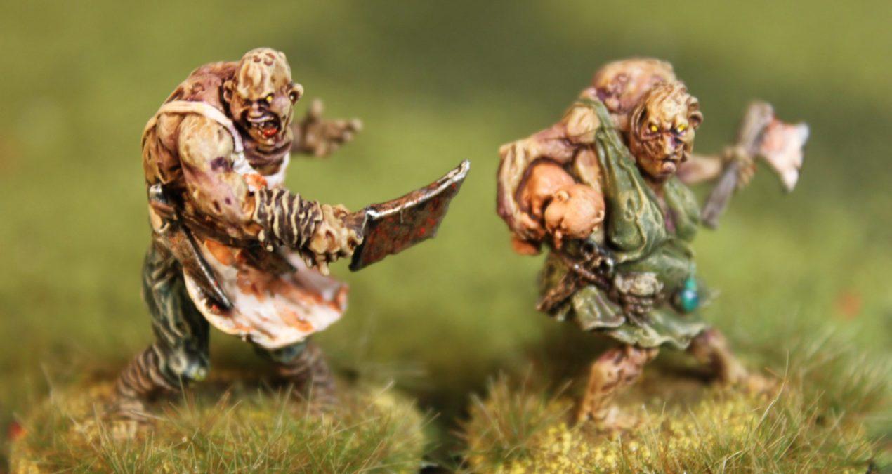 Dungeons & Dragons – Dreg Butchers (Reaper Miniatures)