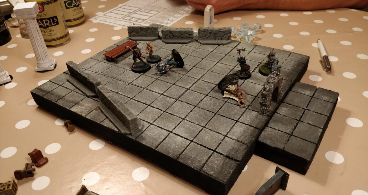 Dungeons & Dragons – OneShot: Escape from the Slaughter Basement