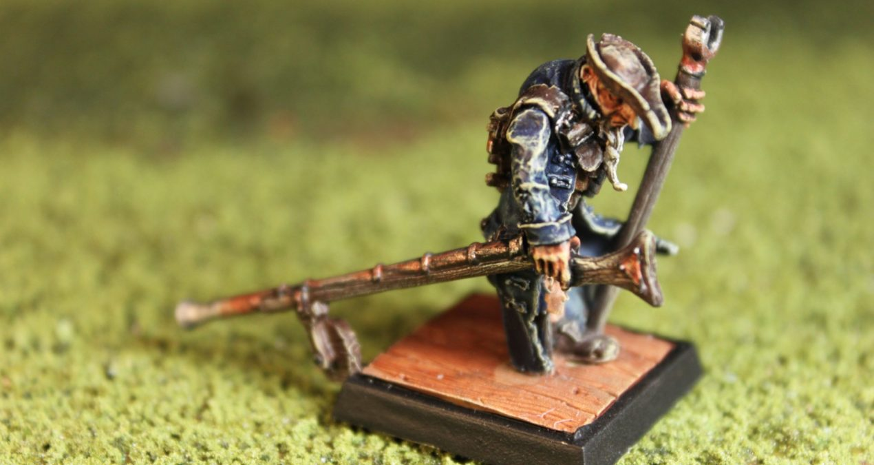 Dungeons & Dragons – Pirate Long John (Freebooter Miniatures)