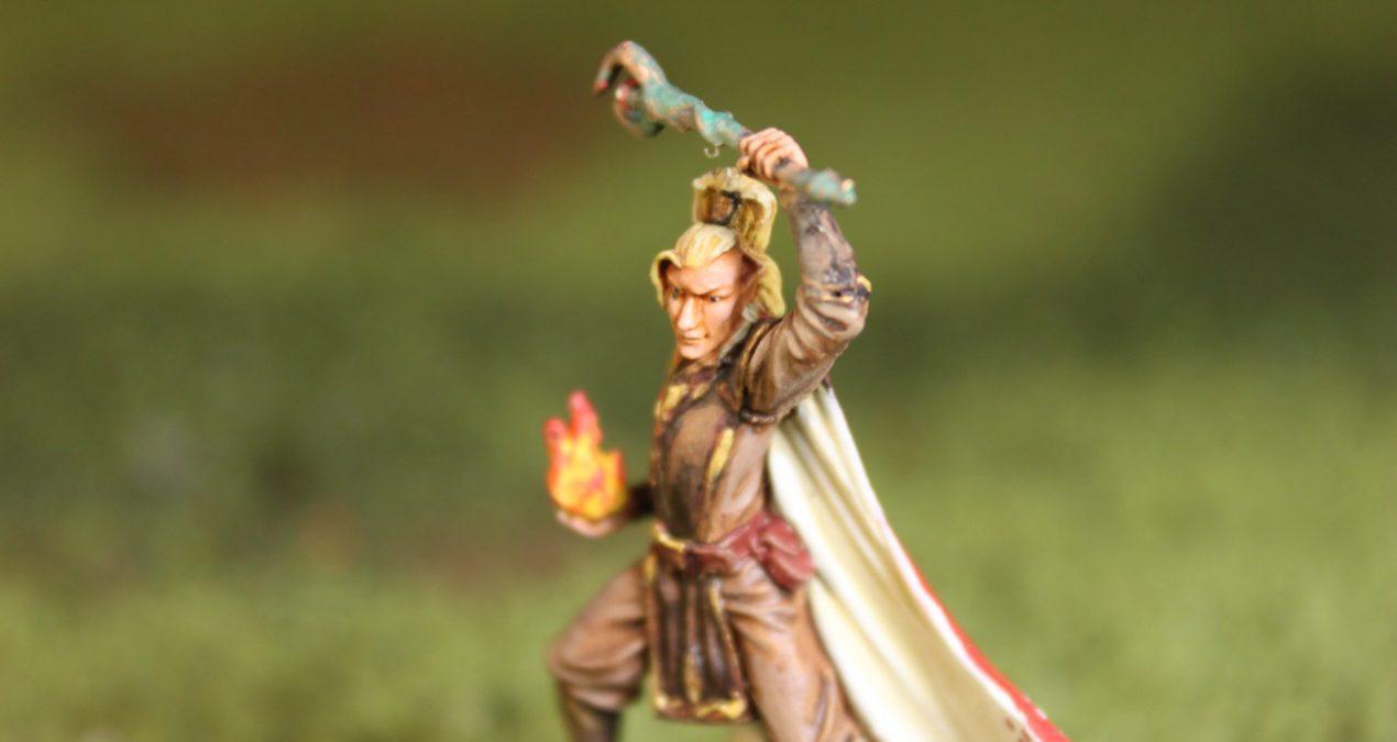Dungeons & Dragons – Elven Warlock (Darksword Miniatures)