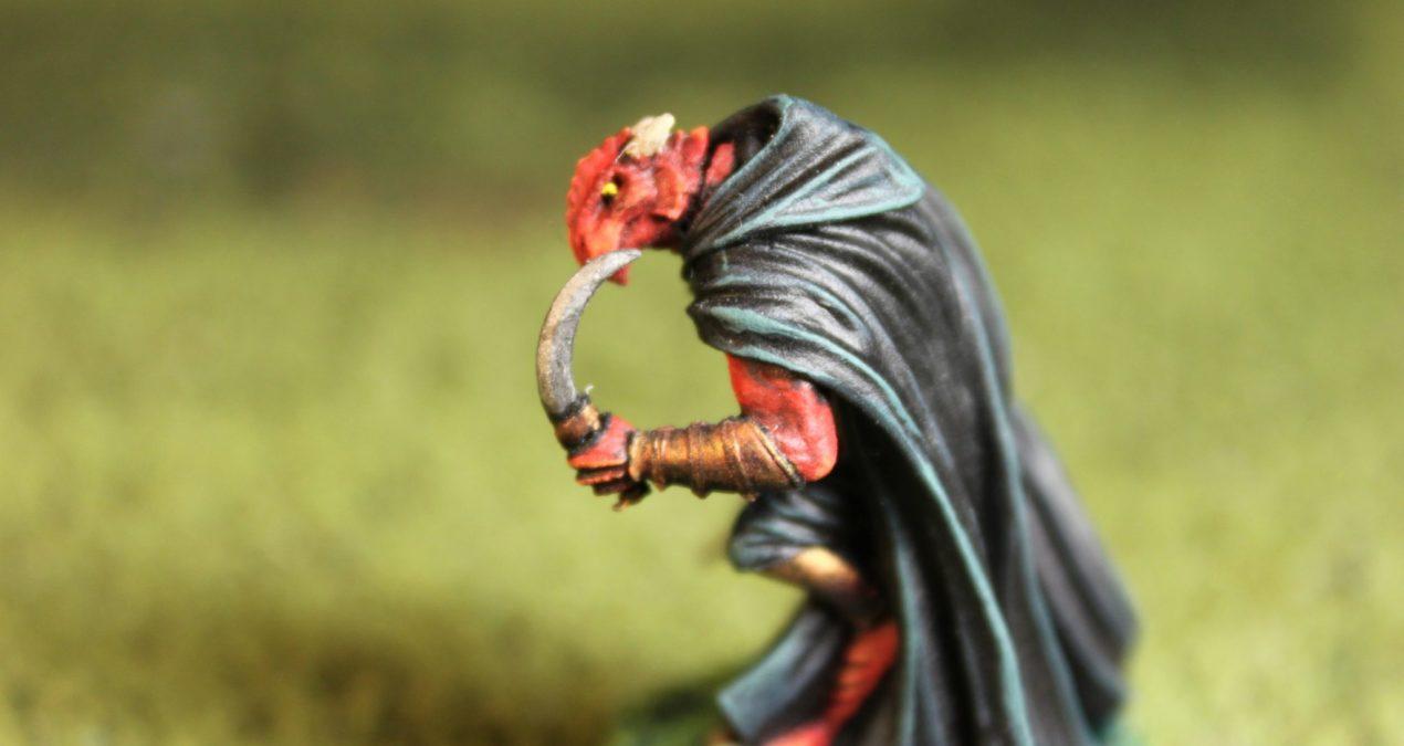 Dungeons & Dragons – Dragonkin Rogue (Darksword Miniatures)
