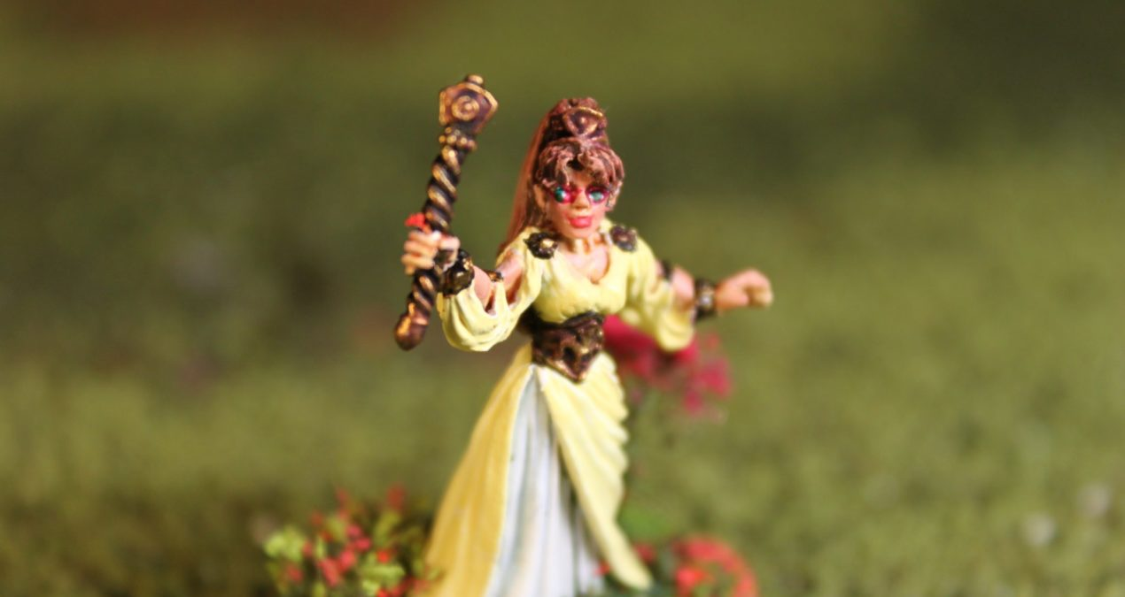Dungeons & Dragons – Princess Elena (Reaper Miniatures)