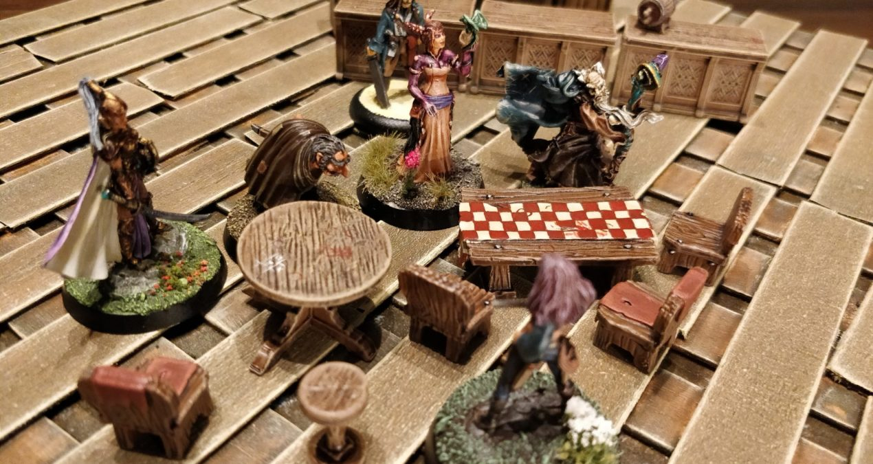 Dungeons & Dragons – War of the Triplets, Chapter 0: Jorn the Wellwatcher