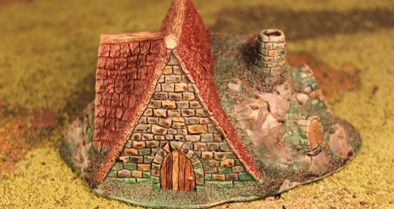 Dungeons & Dragons – Little Cottage (Oathsworn Miniatures)