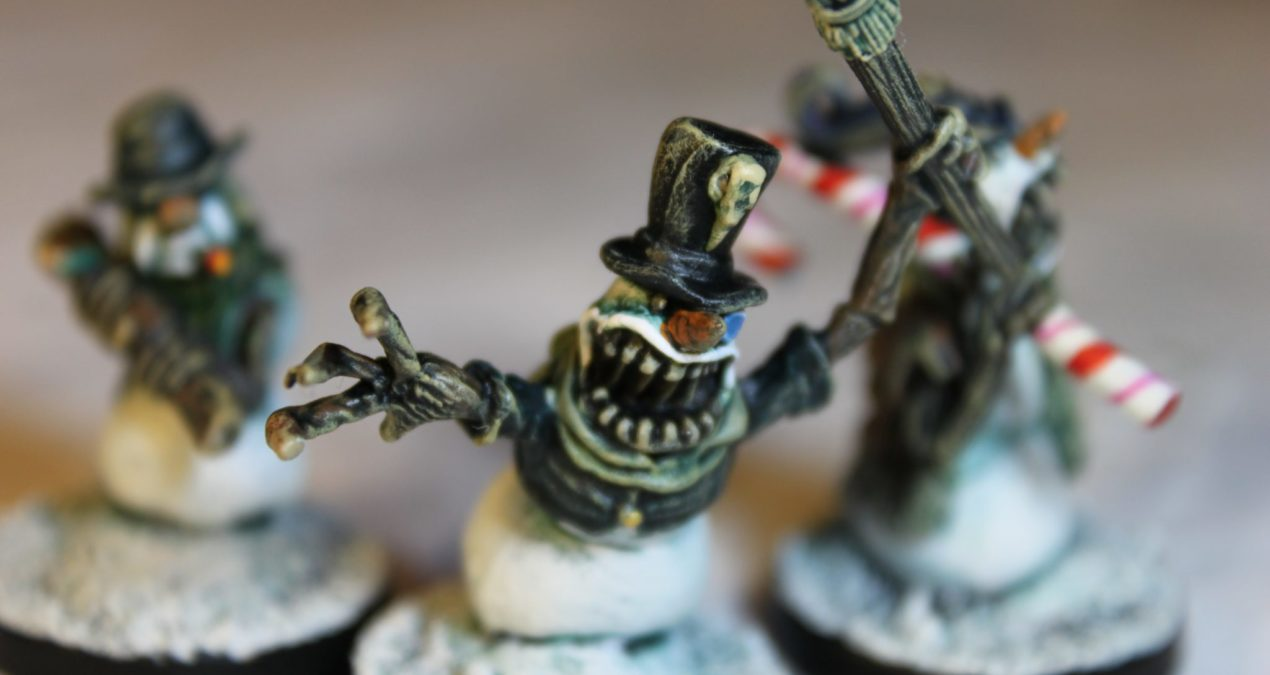 Dungeons & Dragons – Snow Goons (Reaper Miniatures)
