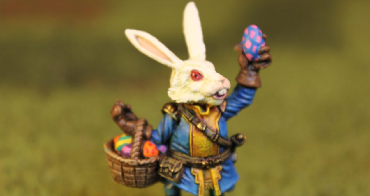 Dungeons & Dragons – Easter Bunny (Darksword Miniatures)