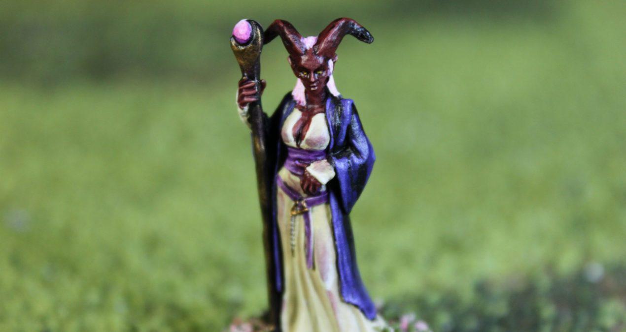 Dungeons & Dragons – Semira Marise (Hasslefree Miniatures)