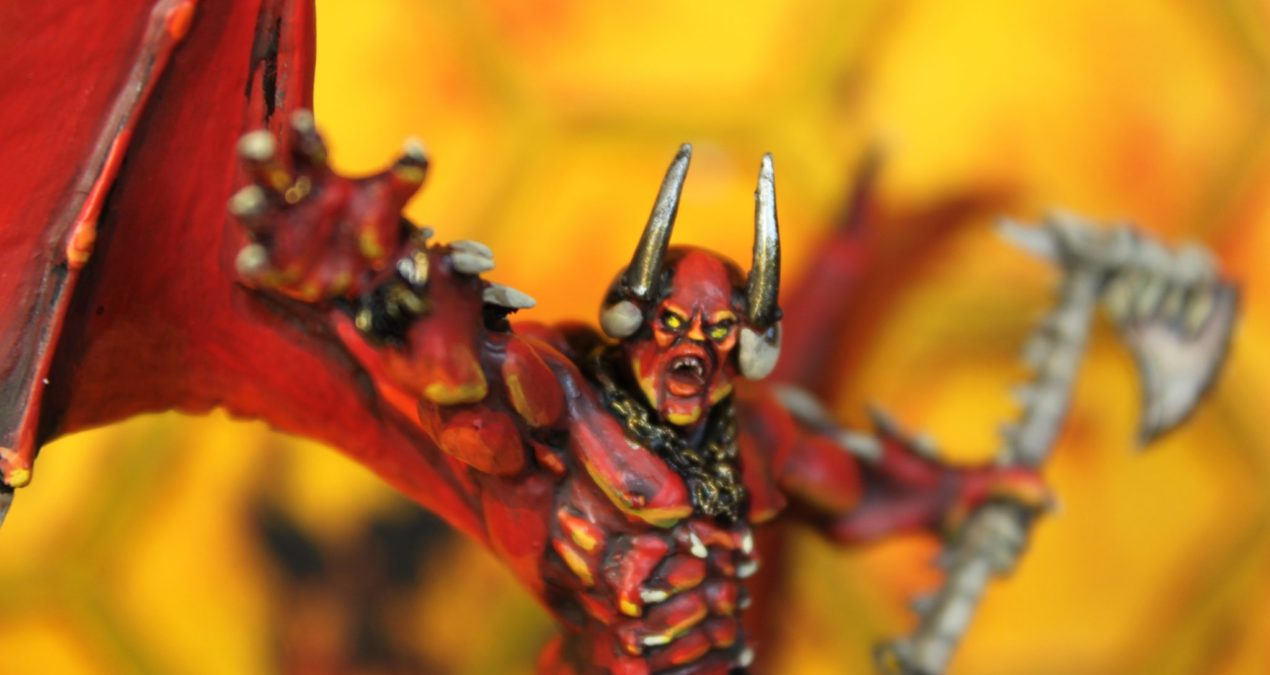 Dungeons & Dragons – B'Hakoth The Destroyer (Heresy Miniatures)
