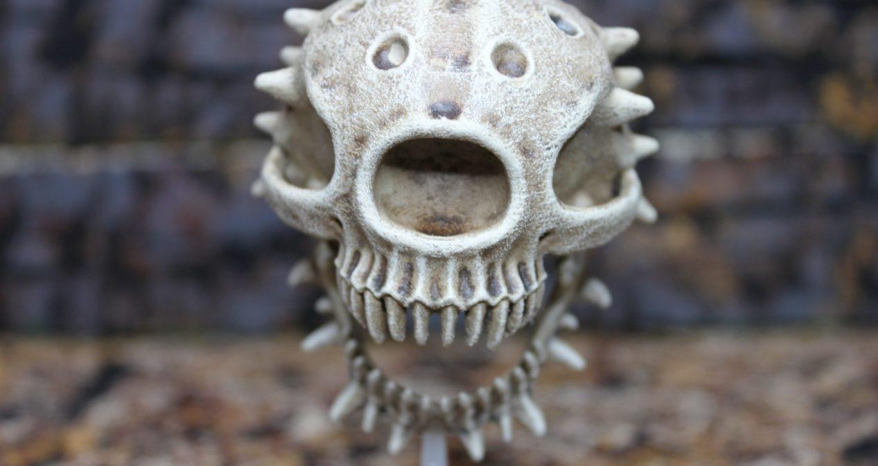Dungeons & Dragons – Death Tyrant (Jax Miniatures on Shapeways)
