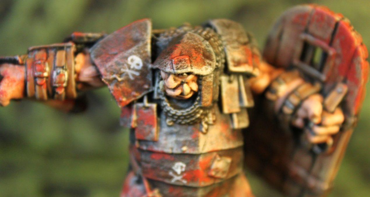 Dungeons & Dragons – Ogre Chieftain (Reaper Miniatures Bones)