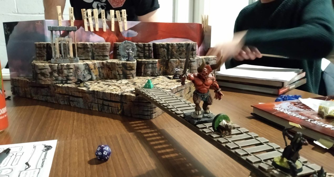 """Dungeons & Dragons – OneShot: """"Shakedown in Winterbloom"""" (2 for the price of 1)"""