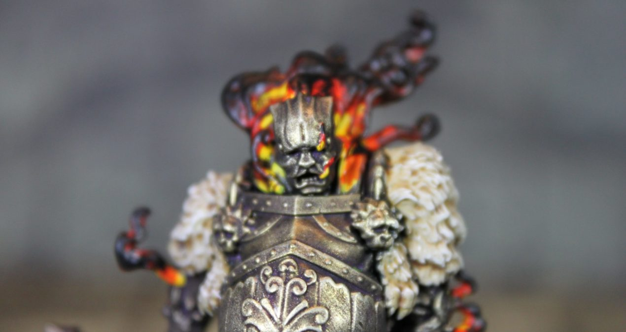 Kingdom Death: Monster – The Golden Smoke Knight