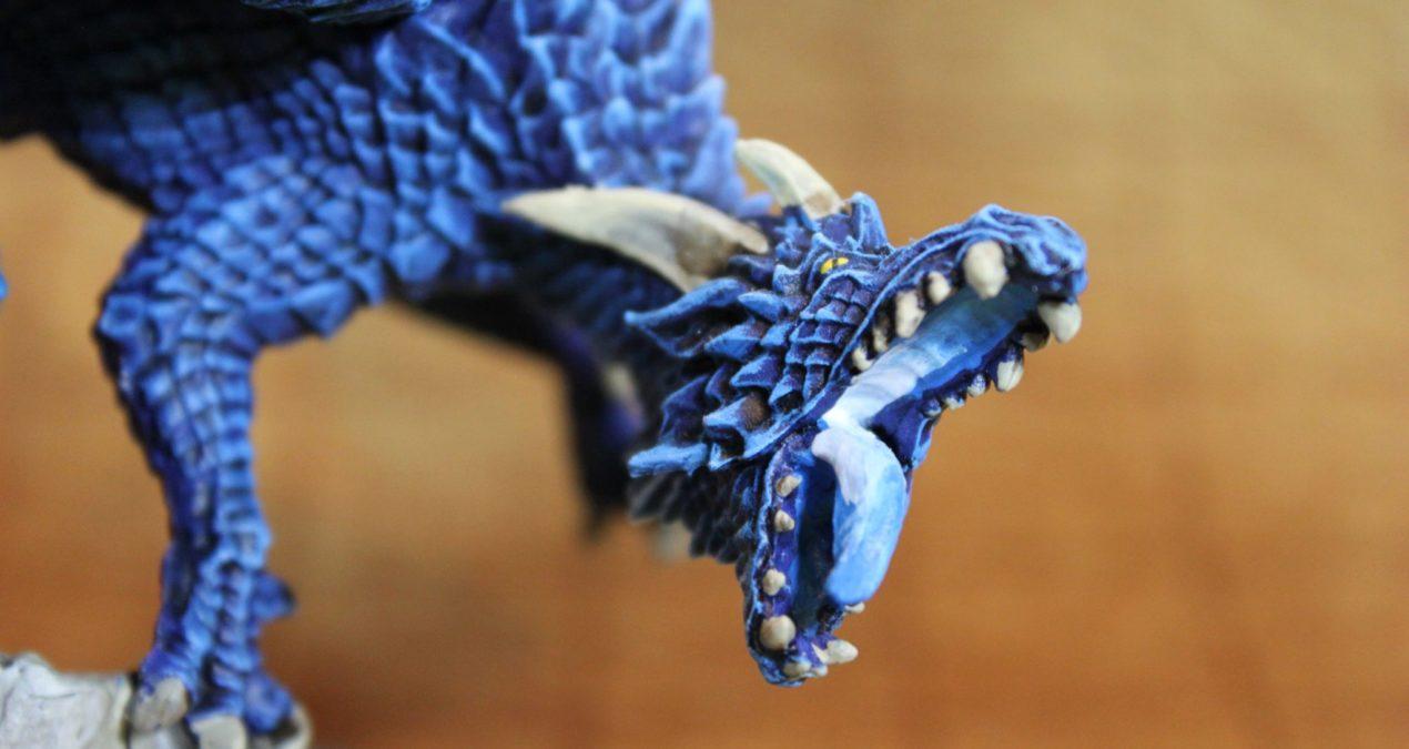 Dungeons & Dragons – Narthrax The Dragon (Reaper Bones)