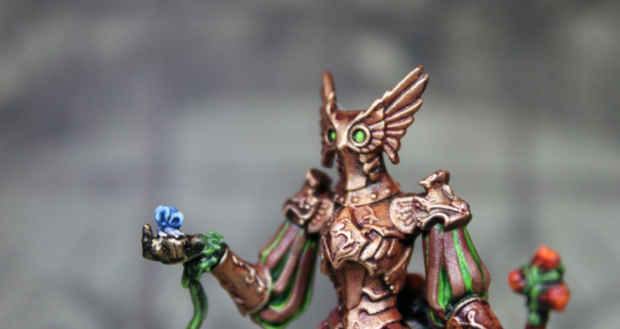 Kingdom Death: Monster – The Flower Knight