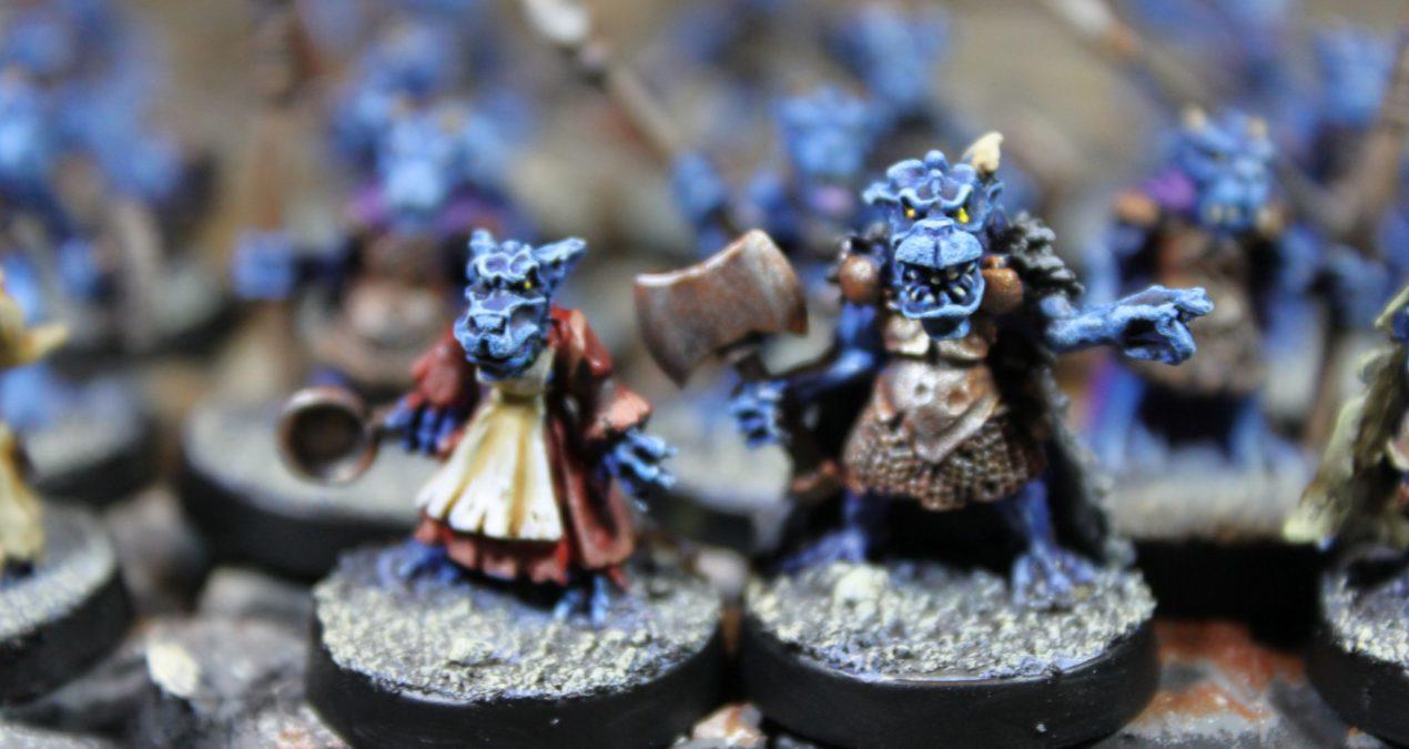 Dungeons & Dragons – Kobolds – Batch 2 (Otherworld Miniatures)