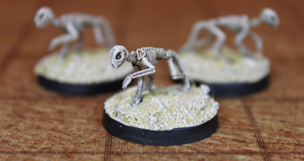 Dungeons & Dragons – Undead Kitty Cats of Doom (Darksword Miniatures)