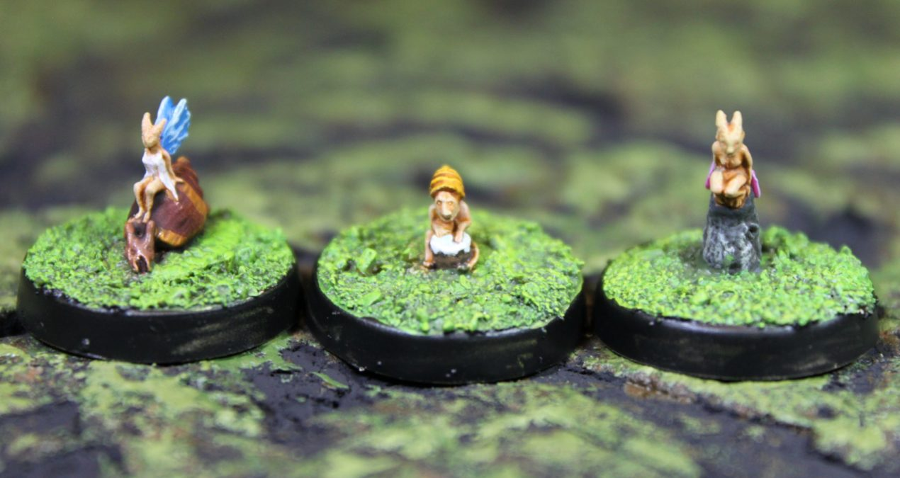 Dungeons & Dragons – Tiny Fairyfolk (Darksword Miniatures)