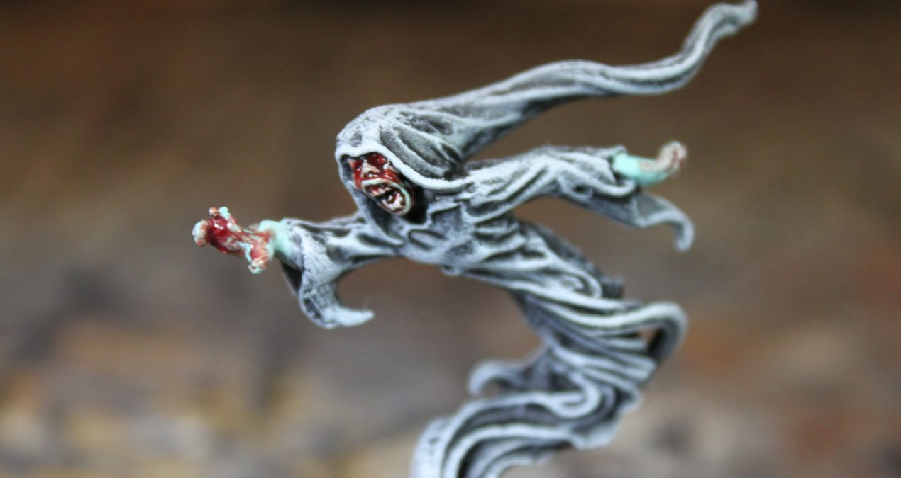 Dungeons & Dragons – Ghost (Reaper Bones)