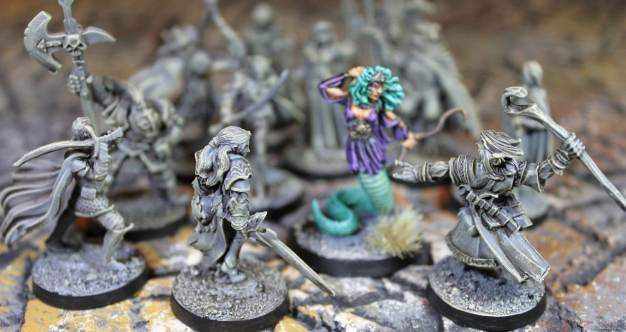 Dungeons & Dragons – Statues!