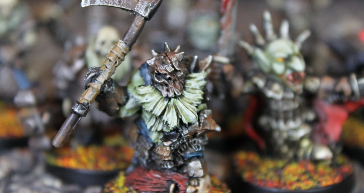 Dungeons & Dragons – Mob of Dwarven Undead (multiple manufacturers)